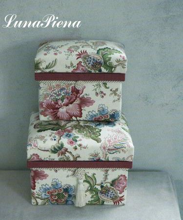 フレンチインテリア茶箱イメージ